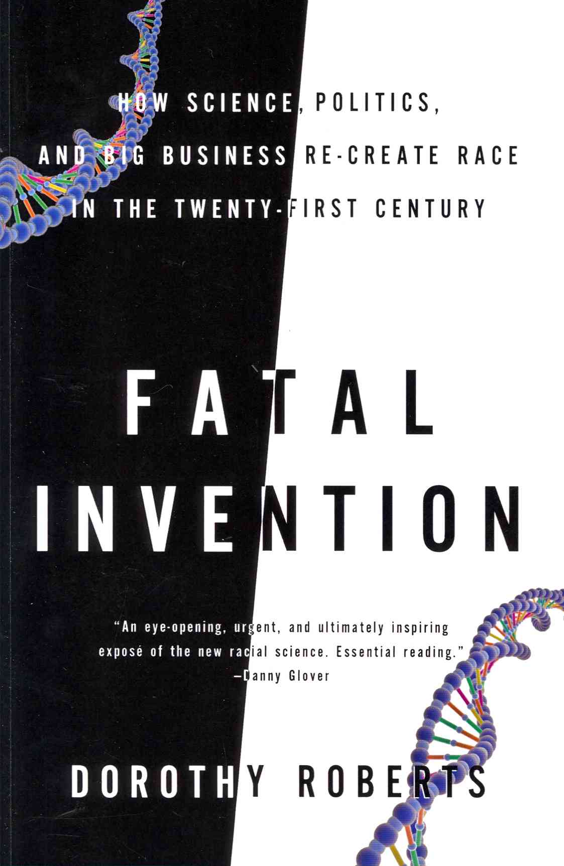 Fatal Invention By Roberts, Dorothy
